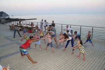 """фото Развлечение для детей, Отель """"Европа"""", Алушта"""