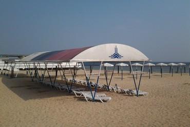 """фото пляж, Санаторий """"Северный"""", Евпатория"""