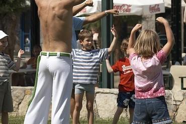 """фото Развлечение для детей, Отель """"Agapi Beach 4*"""", Крит"""