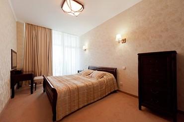 """фото Suite Respect 2-местный 2-комнатный, корп.Парус, Отель """"Respect Hall"""", Ялта"""