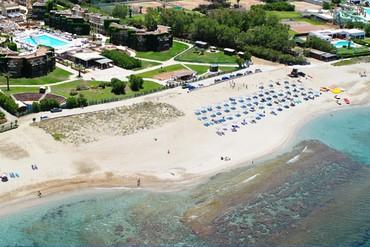 """фото пляж, Отель """"Bella Beach 5*"""", Крит"""