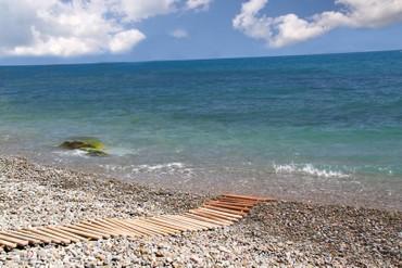 """фото Пляж, Отель """"Respect Hall"""", Ялта"""