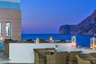 "фото Питание, Отель ""Fodele Beach and Water Park 5*"", Крит"