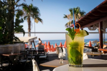 """фото питание, Отель """"High Beach Hotel 4*"""", Крит"""