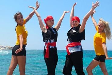 """фото Развлечение для детей, Отель """"Annabelle Beach 5*"""", Крит"""