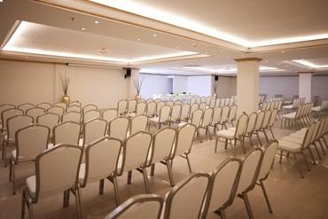 """фото Конференц-зал, Отель """"Mitsis Laguna Resort 5*"""", Крит"""