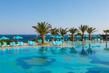 """фото Бассейн, Отель """"Iberostar Creta Panorama 4*"""", Крит"""