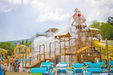 """фото развлечения для детей, Гостиничный комплекс """"Атлантида"""", Ялта"""