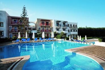 """фото бассейн, Отель """"Aldemar Cretan Village 4+*"""", Крит"""