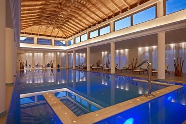 """фото Бассейн, Отель """"Mitsis Laguna Resort 5*"""", Крит"""