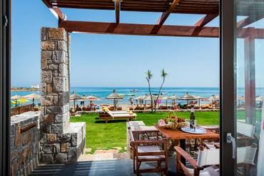 """фото главное, Отель """"High Beach Hotel 4*"""", Крит"""