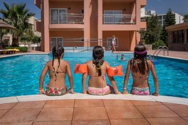 """фото развлечения для детей, Отель """"High Beach Hotel 4*"""", Крит"""