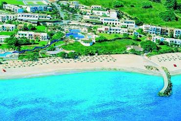 """фото пляж, море, Отель """"Aldemar Cretan Village 4+*"""", Крит"""