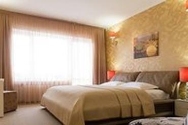 """фото Апартаменты Евролюкс 2-местный 2-комнатный, Отель """"Европа"""", Алушта"""
