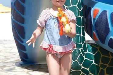 """фото развлечения для детей, Отель """"Mitsis Rinela Beach 5*"""", Крит"""
