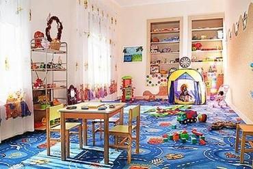 """фото Детская комната, Курортный комплекс """"Golden (бывш. Золотой Колос)"""", Алушта"""