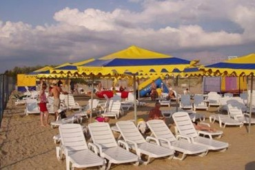 """фото Пляж, Пансионат """"Шихан (Анапа)"""", Анапа"""
