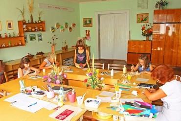 """фото Развлечение для детей, Санаторий """"Маяк ДСОЦ (Заозерное)"""", Евпатория"""