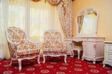 """фото Вилла-люкс 2-местный 2-комнатный, Санаторий """"Южное взморье"""", Сочи"""