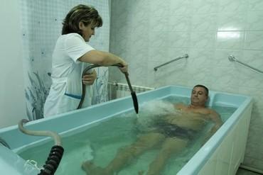"""фото лечение, Санаторий """"Парус"""", Анапа"""