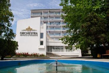 """фото общий вид, Отель """"Orchestra Horizont Gelendzhik Resort"""", Геленджик"""