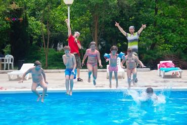"""фото детские развлечения, Отель """"Orchestra Horizont Gelendzhik Resort"""", Геленджик"""
