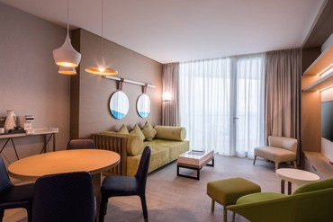 """фото Номер, Отель """"Paragraph Resort & Spa Shekvetili/ Параграф"""", Грузия"""