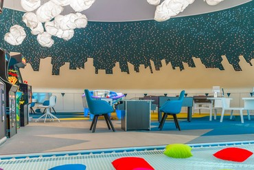 """фото услуги для детей, Отель """"Paragraph Resort & Spa Shekvetili/ Параграф"""", Грузия"""