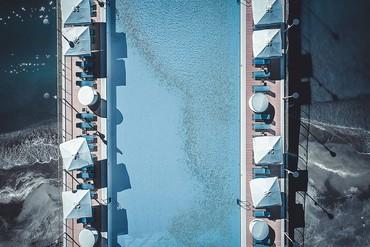 """фото Общий вид, Отель """"Paragraph Resort & Spa Shekvetili/ Параграф"""", Грузия"""