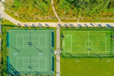 """фото теннисный корт, Отель """"Paragraph Resort & Spa Shekvetili/ Параграф"""", Грузия"""