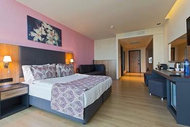 """фото SUPERIOR DBLTWIN, Отель """"Euphoria Hotel Batumi/ Эйфория"""", Грузия"""