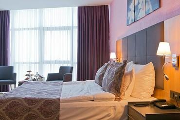 "фото SUPERIOR DBLTWIN SEA VIEW, Отель ""Euphoria Hotel Batumi/ Эйфория"", Грузия"