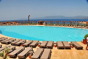 """фото Бассейн, Отель """"Euphoria Hotel Batumi/ Эйфория"""", Грузия"""