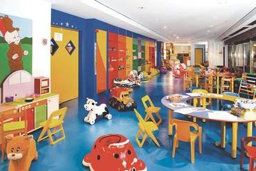"""фото Детская комната, Отель """"Euphoria Hotel Batumi/ Эйфория"""", Грузия"""