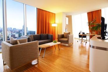 """фото Представительский люкс, Отель """"Radisson Blu Hotel"""", Грузия"""
