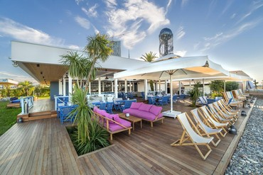 "фото пляж, Отель ""Radisson Blu Hotel"", Грузия"