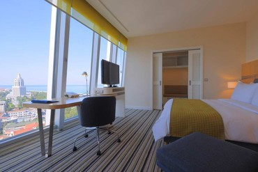 "фото Стандарт, Отель ""Radisson Blu Hotel"", Грузия"