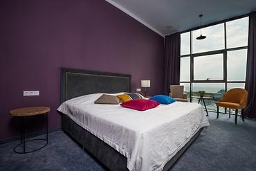 "фото Suite Deluxe 3-местный, Отель ""Beton Brut"", Анапа"