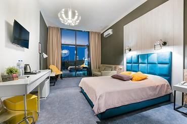 "фото Standart 2-местный Panoramic LV, Отель ""Beton Brut"", Анапа"