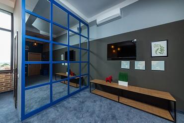 """фото Junior Suite 3-местный LV, Отель """"Beton Brut"""", Анапа"""