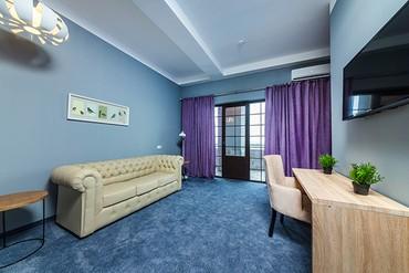 """фото Junior Suite 3-местный SV 2, Отель """"Beton Brut"""", Анапа"""