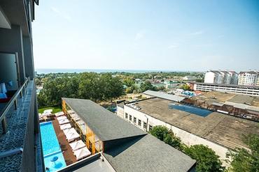 "фото Superior SSV 2-местный, Отель ""Beton Brut"", Анапа"