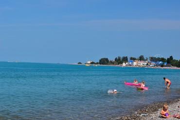 """фото Пляж, Отель """"Арго (Лазаревское)"""", Сочи"""