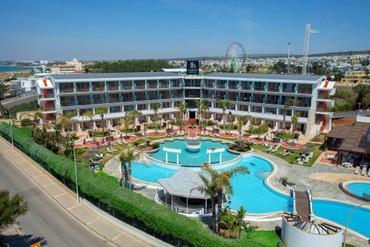 "фото общий вид, Отель ""Faros Hotel 4*"", Айя-Напа"