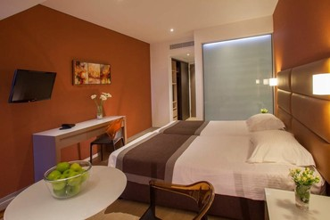 "фото номер, Отель ""Faros Hotel 4*"", Айя-Напа"