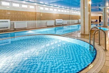 """фото Pool_down, Отель """"Норд"""", Алушта"""