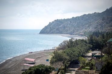 """фото пляж, Курортный комплекс """"Эко Вилладж"""", Алушта"""
