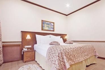 "фото Комн, Отель ""Alean family resort & Spa Doville"" (бывш. ""Довиль Отель & SPA""), Анапа"