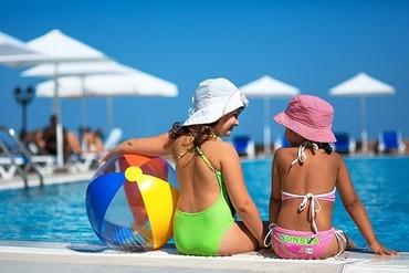 "фото дети, Отель ""Riviera Sunrise Resort & SPA (бывш. Radisson RESORT&SPA ALUSHTA)"", Алушта"