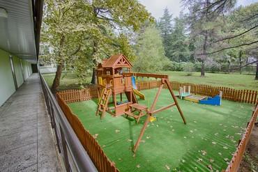 """фото Площадка для детей, Отель """"Меридиан"""", Сочи"""